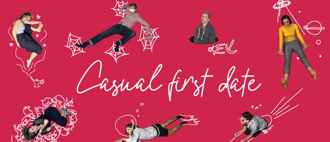 Auckland Improv Festival presents Casual First Date
