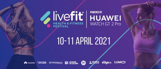 LiveFit Health & Fitness Festival 2021