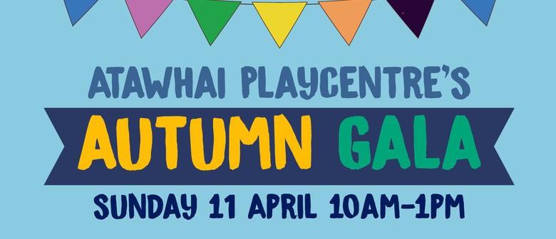 Atawhai Playcentre Autumn Gala 2021