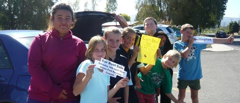 Car Boot Sale - Lake Rerewhakaaitu School Fundraiser