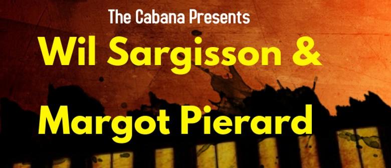 Wil Sargisson and Margot Pierard. JAZZ