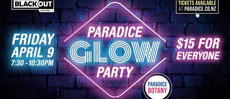Paradice Glow Party