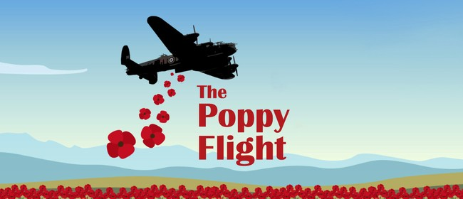 The Poppy Flight in Whangarei