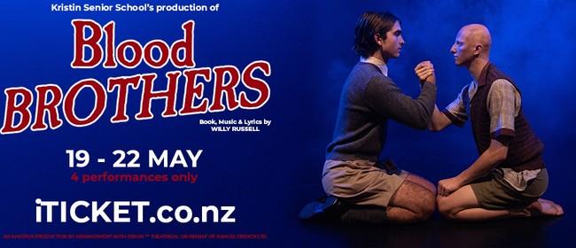 Kristin Senior School's Production of Blood Brothers
