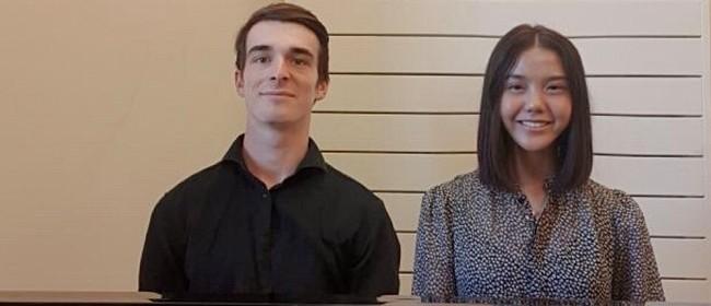 Otis Prescott-Mason and Ashani Waidyatillake, Piano