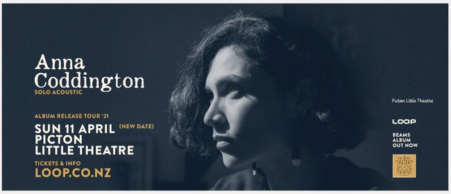 Anna Coddington - Beams Album Release Tour