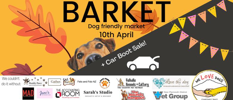 Barket - Dog Friendly Market