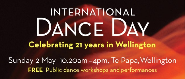 International Dance Day 2021