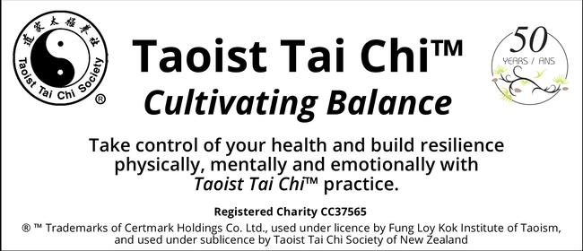 New Beginning Tai Chi Class