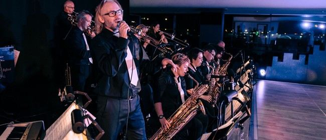 Garden City Big Band entry $10