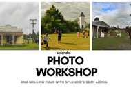 Photo Workshop and Walking Tour