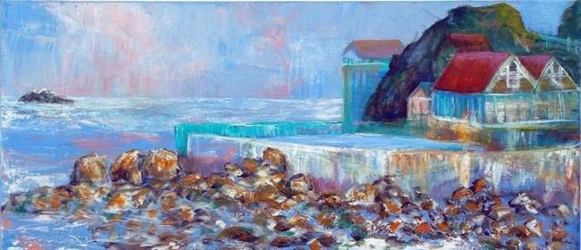 Brighton Gallery Plein Air (Outdoor) Painting Class