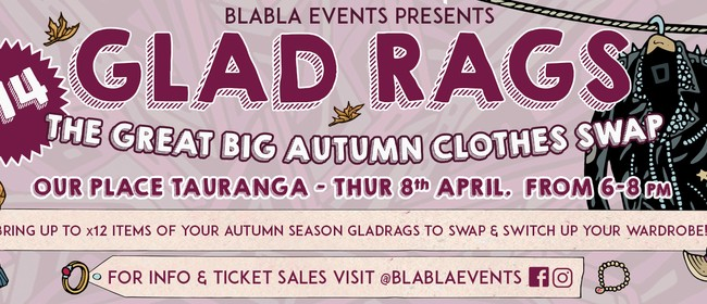 Gladrags - The Great Big Autumn Clothes Swap