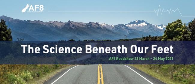 Alexandra – AF8 Roadshow: Public Science Talk