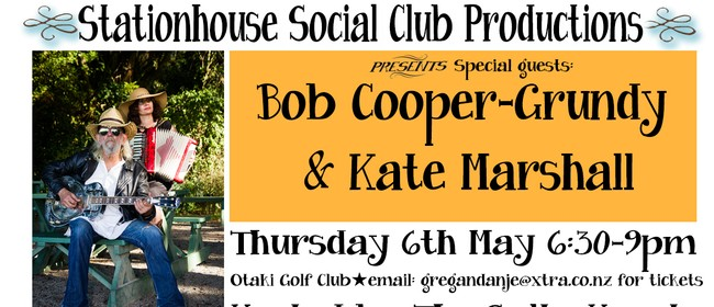 Stationhouse Social Club with Guests Bob and Kate