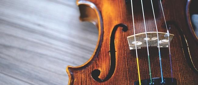 Ben Morrison (Violin)