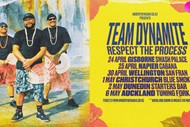 Team Dynamite - Respect The Process Album Tour