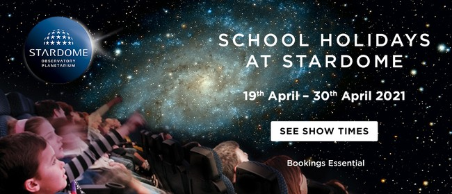 School Holidays at Stardome