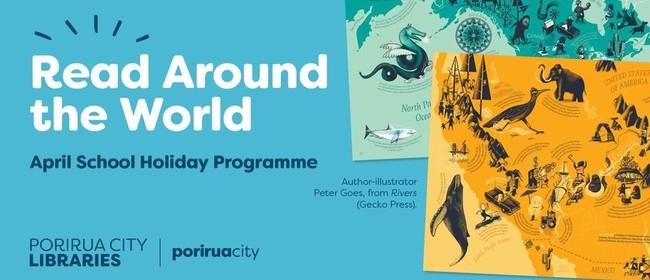 School Holiday Programme - Read Around the World