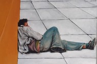 Image for event: Brighton Gallery Art Classes with Tony Scanlan
