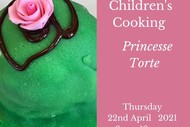 Children's Cooking Class - Swedish Princesse Torte