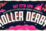 Roller derby extravaganza — Wellington vs Palmerston North