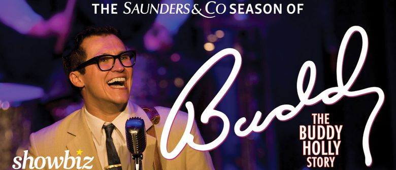 Showbiz Christchurch presents: Buddy - The Buddy Holly Story