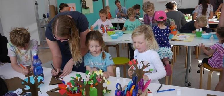 Kids Drop-In Art Days