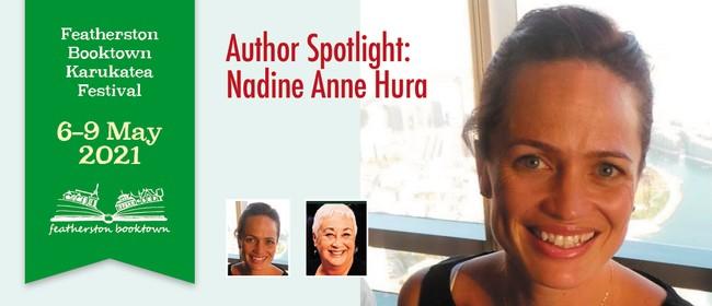 Author Spotlight: Nadine Anne Hura