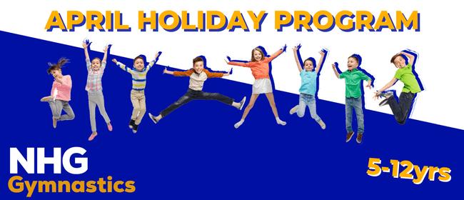 Gymnastics Holiday Program