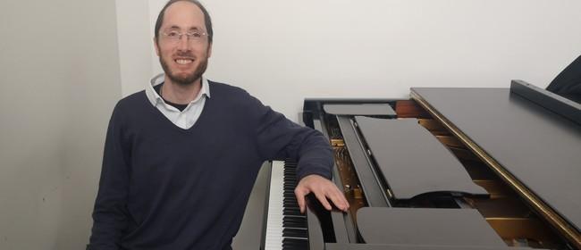 Piano Favourites - Aaron Epstein, Piano