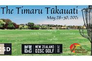 The Timaru Tūkauati 2021 PDGA C-Tier