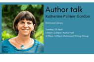 Author Talk – Katherine Palmer Gordon