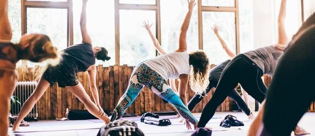 Slow-flow Yoga