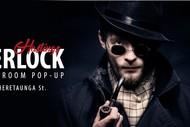 Sherlock Escape Room Pop-Up