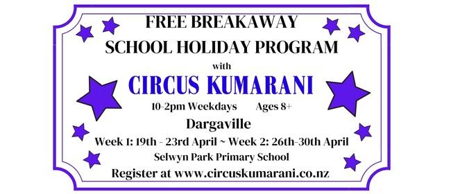 Circus Holiday Program - Dargaville