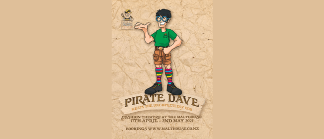 Pirate Dave Meets The Unexpectedly Odd