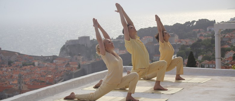 Level 1-2 Yoga Class Suitable For Beginners