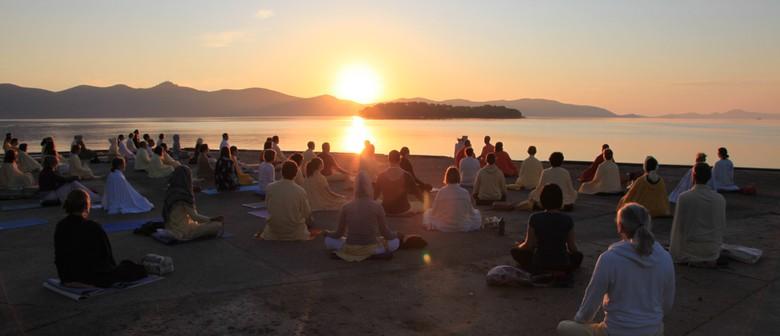 Sunrise Yoga on Saturdays