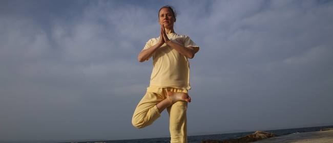 Yoga Class - Level 2-3
