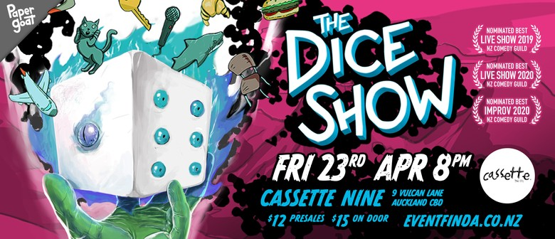The Dice Show Returns!