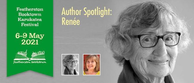 Author Spotlight: Renée