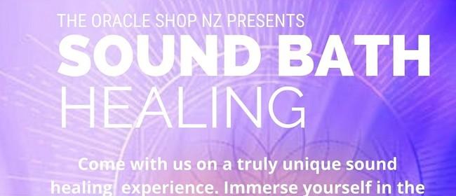 Healing Sound Bath Experience