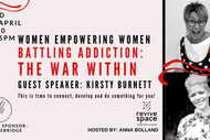 Battling Addiction: The War Within