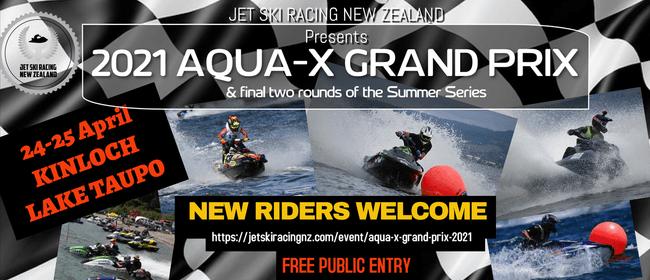 Aqua-X Grand Prix