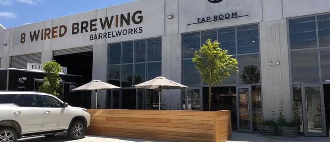 Auckland Beer Week: Barrelworks Open Day