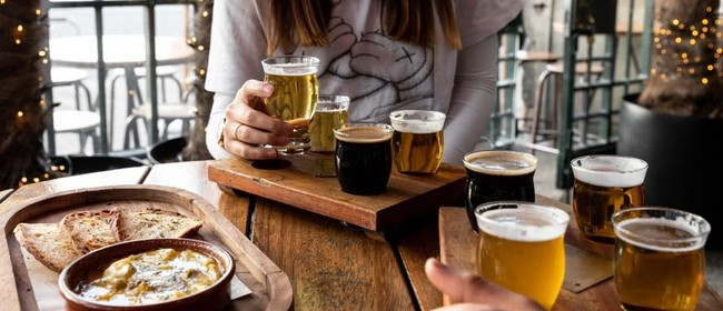 Auckland Beer Week: Whistling Sisters Tap Takeover