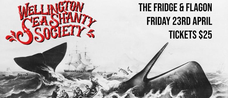 Auckland Beer Week: Shanty Night