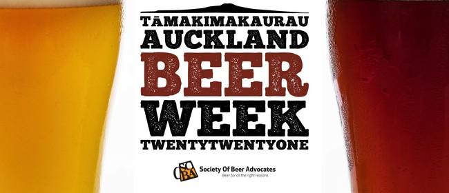 Auckland Beer Week: End of Week Urbanaut Hoppy Hour Party
