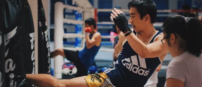 Morning Kick Boxing